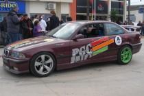 El Drift GP se presentó en Marcos Juárez