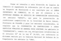 Cooperativa de Gral Roca (Cegro) y Coyspu de Marcos Juárez consiguieron autorización clave para el cable