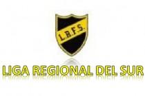 Fútbol.-Liga Regional del Sur.-06-09.