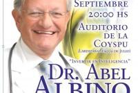 Conferencia del Dr. ABEL ALBINO