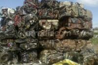 El Municipio de Cañada de Gómez compactó 34 autos y 256 motos secuestradas en operativos de tránsito