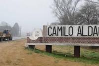 Robo en la sucursal de la Cooperativa Agrícola de Los Surgentes en Camilo Aldao