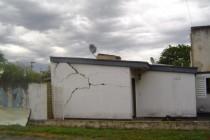 Incendio con pérdidas totales en una vivienda de Camilo Aldao