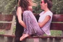 Habló Mirtha sobre las fotos «mimosas» de Juanita con otra actriz