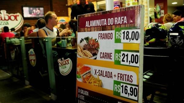 Con qué pago? En Brasil, todo con tarjeta y casi nada con pesos ...