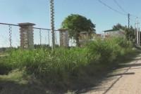 Limpieza de terrenos privados y algunos espacios públicos un poco descuidados