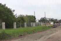 Ripio para calles Sáenz Peña y Posta Espinillos