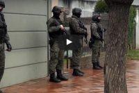 Operativo por drogas en Casilda: 10 allanamientos con 12 detenidos