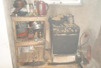 Principio de incendio en una vivienda del barrio Antony Voght