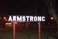 Dos robos durante la madrugada del día domingo en Armstrong