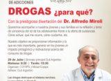 Jornada sobre prevención de adicciones
