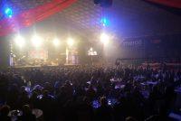Exitosa primera noche del Festival Nacional de Tango  en La Falda
