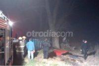 Accidente fatal entre dos camiones en ruta 9 entre Carcaraña y San Jerónimo