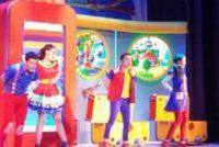 Espectáculos de Disney: Marcos Juárez alto nivel