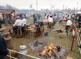 Fiesta Provincial del asador en Montes de Oca