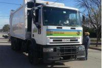 Desaparecieron las llaves de los camiones recolectores de residuos