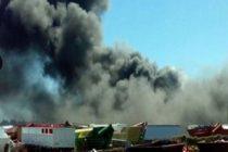 Las Parejas:- Un operario fallecido en una explosión de un galpón de la fábrica Ombú