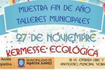 Kermesse ecológica el domingo 27