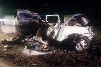 Dos personas fallecidas en un  choque frontal en Sinsacate