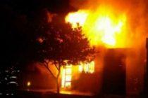 Dos policías detenidos por el incendio en una vivienda en el año 2014 en Rio Tercero con dos personas fallecidas