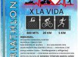 Triathlon por la vida