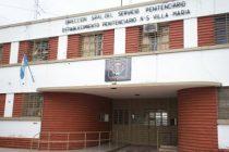 Villa María.- Un preso mató a su mujer en la cárcel y luego se suicidó