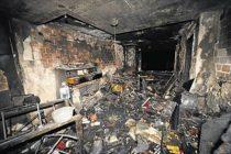 Murió un nene de dos años en un incendio en una vivienda en Corral de Bustos