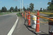 Peligroso acceso a Marcos Juárez