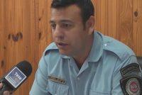 Detención de un joven con antecedentes por una contravención quien ocasionó un escándalo en la comisaría