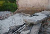 Un hombre murió al desmoronarse  una pared cuando estaba sacando ladrillos