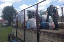 Villa Maria: secuestraron mercadería de procedencia dudosa por 20 millones de pesos