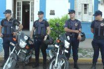Dos motos para Policía de Marcos Juárez
