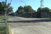 Mejoras para el paso a nivel de calle Perú