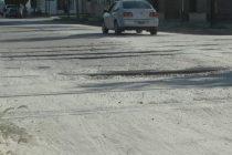 Un nuevo reclamo por malas condiciones del paso a nivel de calle Perú