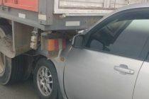 Accidente de tránsito de características importantes en autopista en cercanías de General Roca