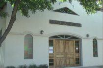 Daños y robo en la Capilla María Rosa Mística de barrio Lavalle