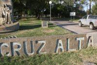Cruz Alta: en un procedimiento con una moto Policía secuestró un frasco de vidrio con semillas, picaduras de marihuana y pastillas