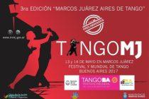 Presentación de la tercera edición del Festival de Tango