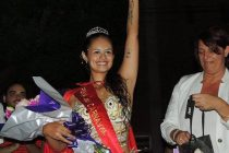 Victoria Herrera fue elegida reina de los carnavales 2017