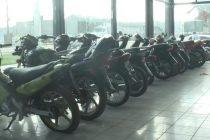 Nuevo remate de motocicletas