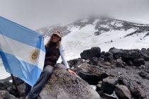 Una Marcosjuarense sale a conquistar el Everest
