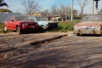 """En la Ciudad hay entre 50 y 60 autos abandonados"""""""