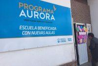 El Ministro Grahovac visita hoy la Ciudad para la inauguración  de la primera sala del Plan Aurora en la escuela Alberdi