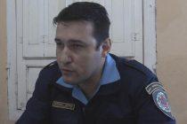 Arrebato en calle Belgrano y Los Piamonteses en la mañana del sábado