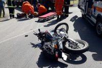 Tres accidentes en Leones el día martes, uno con gente de Marcos Juárez