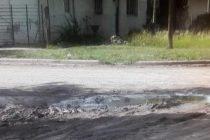 Reclamos de vecinos luego de la lluvia de 50 milímetros en la Ciudad