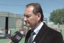 El intendente Pedro Dellarossa participará de un congreso en Bolivia