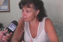 Problemas de nivel en una cuadra de barrio El Panal al realizar la obra de cordón cuneta