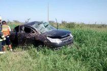 Accidente de transito en Autopista Jurisdicción de General Roca.-