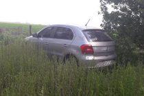 Fue localizado en zona rural de Inriville un vehículo robado a la firma Venturino de Isla Verde